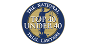 Top 40 Under 40 Trial Lawyer