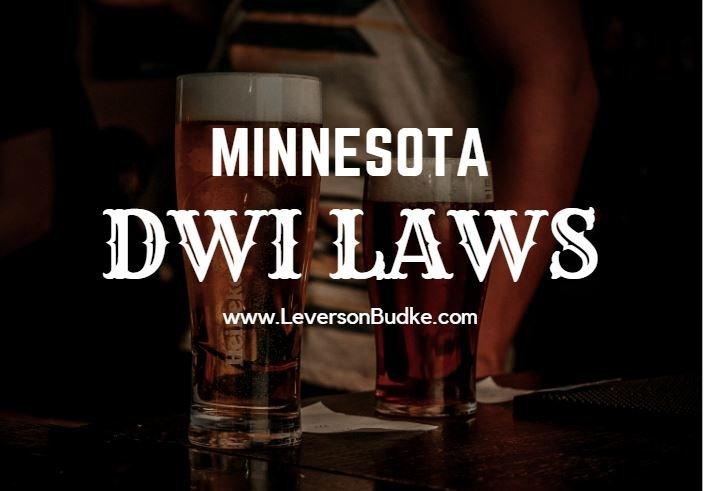 Minnesota DWI Laws