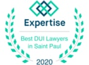 2020 Best DUI Lawyer in St. Paul by Expertise