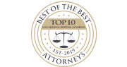 2020 Top 10 Criminal Defense Attorney - Best of the Best Attorneys