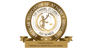 2020 Top Ranking Criminal Defense Law Firm - AAAA