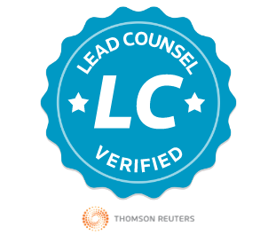 Lead-Counsel-Verified-by-Thomson-Reuters